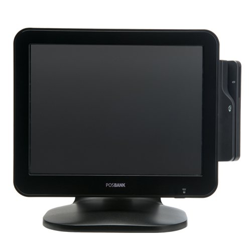 15 inch LCD Touch Screen Monitor POS, POS hardware