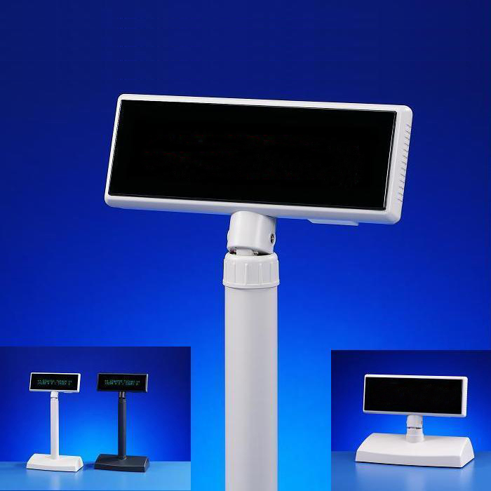 POS store customer Displays, Pole or Desktop type, wide view angle